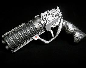 Blade Runner 2049 K Replica 3D print model