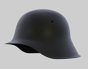 Helmet hat 3D model