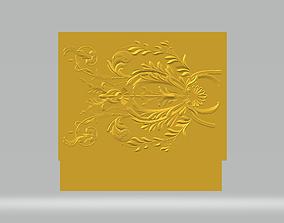 Model for Engraving Decor