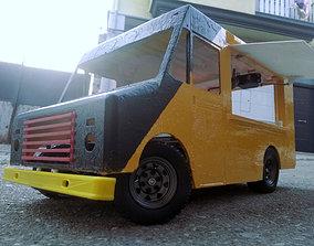 3D print model RC fast food drift rally trail crawler