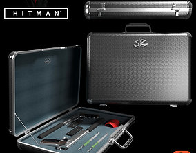 Hitman Attache Case 3D model