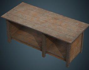 Workbench 3B 3D model
