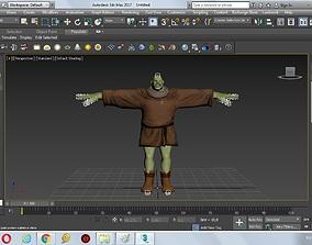 Ogrorg 3D model