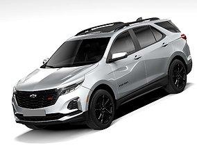 Chevrolet Equinox RS 2021 3D model