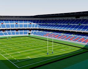 3D International Stadium Yokohama - Japan rugby