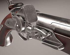 pirate 3D Flintlock pistol