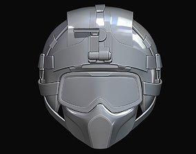Fuse Helmet 3D print model