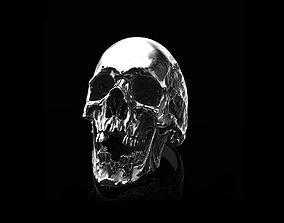 Skull rings 3D printable model