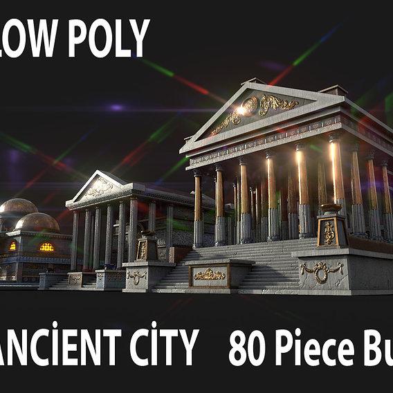Mega Roman City Pack