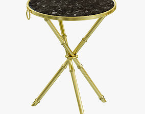 3D Ralph Lauren RUE ROYALE SIDE TABLE