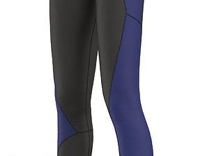 slacks 3D leggings