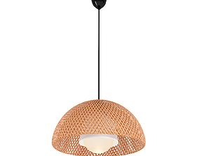 3D model SINNERLIG Woven pendant lamp by PBR Materials