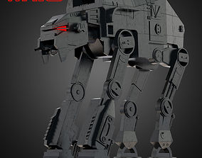 AT-M6 Star Wars All Terrain MegaCaliber Six 3D model