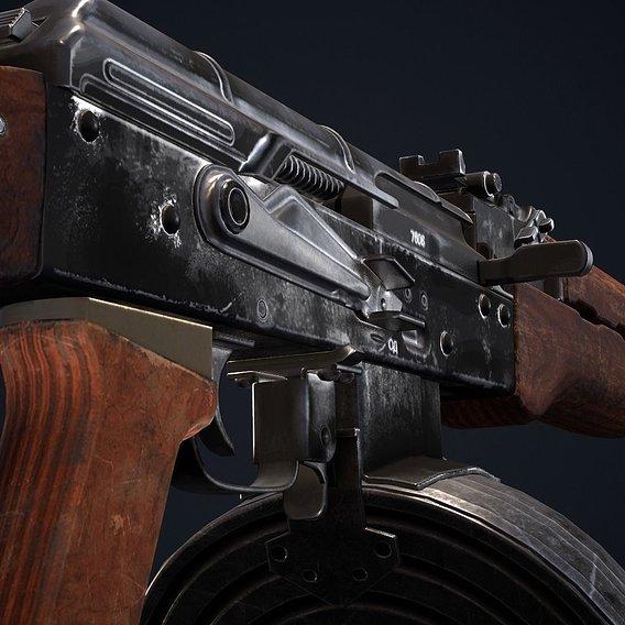 AK-47 - Elite Combat