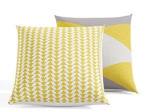 3D model Fabiela Pillow AB