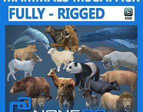 Pack - Mammals 3D
