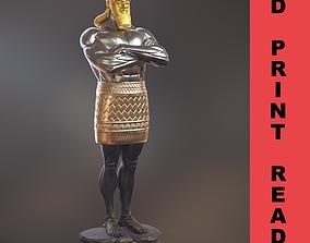 3D Daniel 2 Statue King Nebuchadnezzar religious object 1