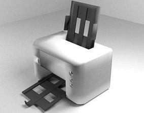 Computer Printer 3D model