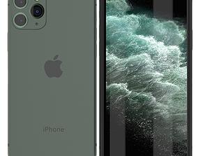 iPhone11 PRO Realistic Model