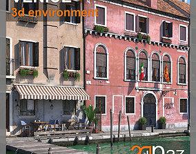 3D model Venice sea