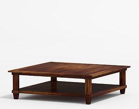3D model BL Mobili La Maison NC022 coffe table