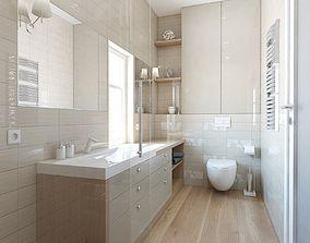 3D Amazing Bathroom