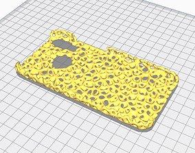 Huawei P20 Lite Voronoi Case 3D printable model