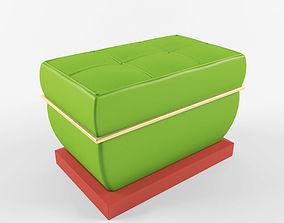 3D model Soft chair