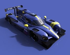 3D model VR / AR ready Norma M30 LMP3
