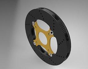 brake disc 3D
