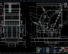 PDK - 01 PREMIER IMPACT CRUSHER 1415 3D