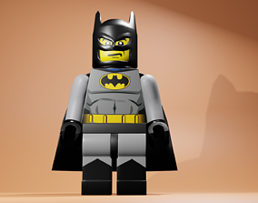 3D print model Batman Classic