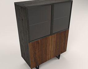 3D asset Rubio cabinet