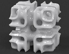 3D print model Cubic Lattice Sculpture
