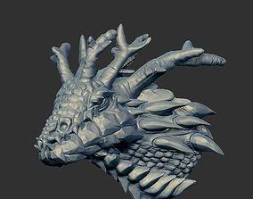 Dragonbust 6 3D print model