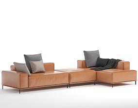 3D model Buenavista sofa