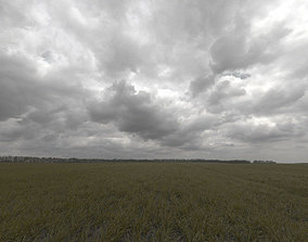 4 Autumn Cloudy HDR SkyBoxes 3D