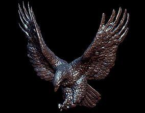 3D printable model Eagle Sculpture