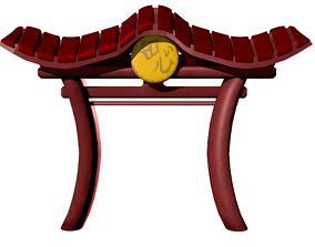 Japanese like Shrine 3D