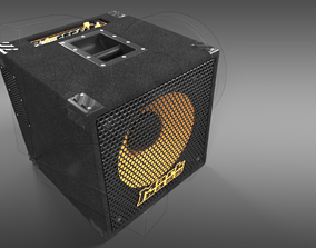 Bass Amplifier 3D