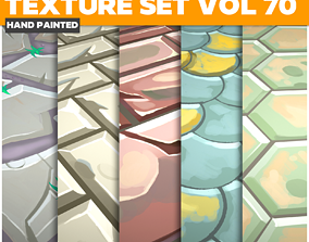 Mix Vol 70 - Game PBR Textures 3D model