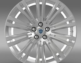 Lancia Thema 2014 rim 3D