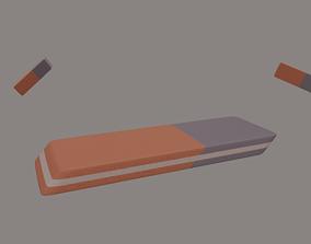 3D model Eraser