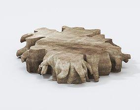 3D Teak Warehouse - Teak Root Accent Table