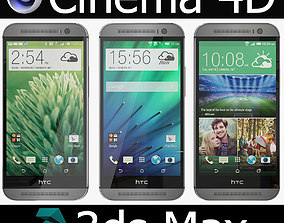 3D Htc one m8