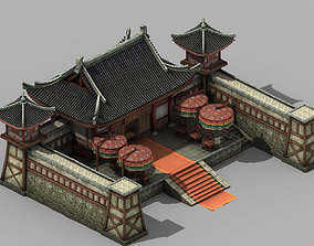 Tang War Corps - Army account 01 3D model
