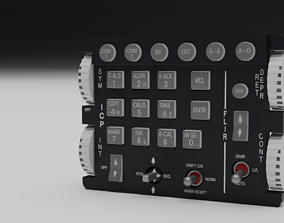 F16 Integrated Control Panel - ICP 3D