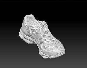 Reebok Shoe 3D Scan