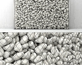 Gabion pebble 3D