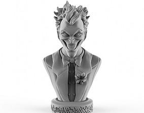 3D printable model joker